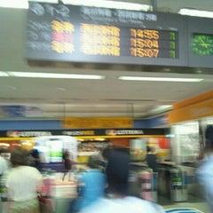 Photo taken at 田無駅 (Tanashi Sta.) (SS17) by Pochi ぽ. on 8/31/2011