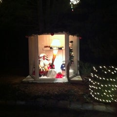 Photo taken at Sweet Drive Thru Christmas Lights! by Kristin S. on 12/23/2011