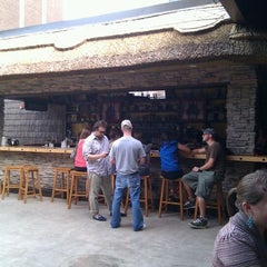 Photo taken at The Thatch by Chris M. on 8/7/2011