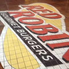 Photo taken at Red Robin Gourmet Burgers by David M. on 4/13/2012