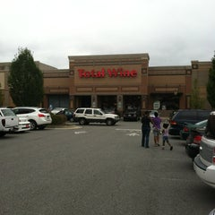 Photo taken at Total Wine & More by Chuck N. on 8/25/2012