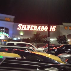 Photo taken at Santikos Silverado 16 by YogaStine on 7/30/2012