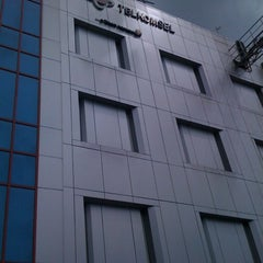 Photo taken at Telkomsel Telecommunication Center (TTC) by Dhenny D. on 1/26/2011