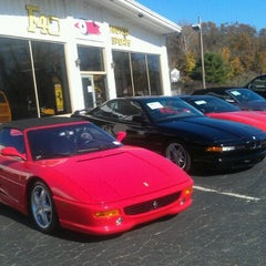 Photo taken at F40 Motorsports by Lennon P. on 11/9/2011