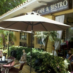 Photo taken at Vienna Cafe and Bistro by Bill H. on 8/17/2011