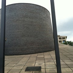 Photo taken at Holocaust Museum Houston by Sheila K. on 7/6/2012