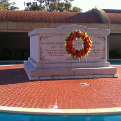 Photo taken at Dr Martin Luther King Jr National Historic Site by William C. on 9/24/2011