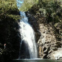 Photo taken at Montezuma Waterfall by Daniela S. on 1/2/2012