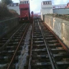 Photo taken at Folkestone Leas Lift by Kim G. on 9/3/2011