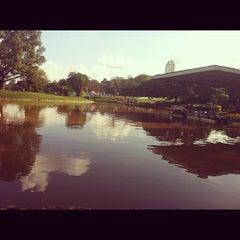 Photo taken at Uhuru Park by Stanley C. on 11/22/2011