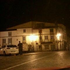 Photo taken at Cruz de San Pedro by Santi L. on 9/17/2011