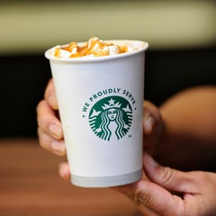 Photo taken at Starbucks by Albron on 5/9/2012
