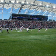 Photo taken at Talen Energy Stadium by Donald F. on 5/20/2012