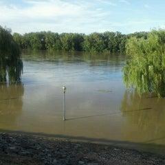 Photo taken at Charter Oak Landing by Christina A. on 8/29/2011
