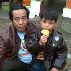 Photo taken at Soto jalan bank purwokerto by Sobari P. on 3/23/2012
