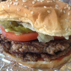 Photo taken at Five Guys by Ron A. on 6/12/2012