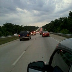 Photo taken at I-40 by Angie T. on 6/25/2012