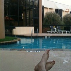 Photo taken at Sheraton Charlotte Airport Hotel by Sean C. F. on 3/15/2012
