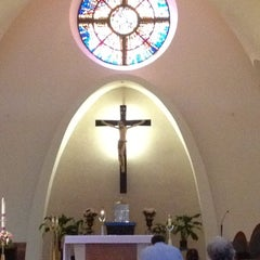 Photo taken at St. Stephen Martyr Catholic Church by Josh M. on 4/29/2012