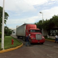 Photo taken at Continental Planta Cuautla by Alberto B. on 8/26/2012