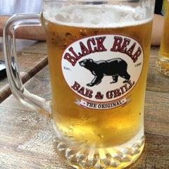 Photo taken at Black Bear Bar & Grill by Jen V. on 7/21/2012