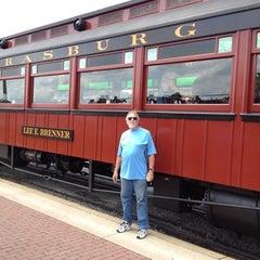 Photo taken at Strasburg Railroad by Jill K. on 7/22/2012