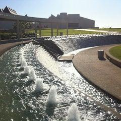 Photo taken at The Watergarden & Pavilion by Jeffrey J. on 4/22/2012