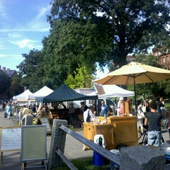 Photo taken at Harvard Farmers' Market by Drew K. on 8/21/2012