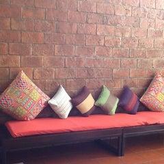 Photo taken at Duanjai Resort by Jirapan J. on 8/8/2012