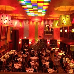 Photo taken at Carnivale by Andrew N. on 3/17/2012