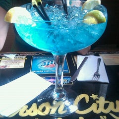 Photo taken at Carson City Saloon by Heather W. on 7/14/2012