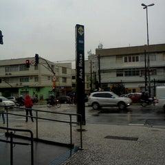 Photo taken at Estação Ana Rosa (Metrô) by Wallace G. on 6/20/2012