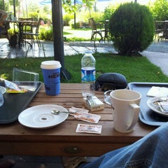 Photo taken at Caffé Nero by Cihan™✅ Y. on 6/22/2012
