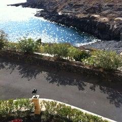 Photo taken at Bahia Principe Costa Adeje by Maite E. on 4/10/2012