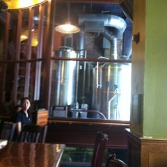 Photo taken at Harvest Moon Brewery by Steve J. on 7/7/2012