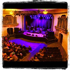 Photo taken at Aladdin Theater by Mac P. on 6/4/2012