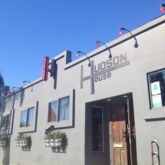 Photo taken at Hudson House by Nikki S. on 6/27/2012