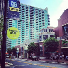 Photo taken at Atlantic Station by Grant J. on 4/25/2012
