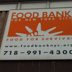 Photo taken at Food Bank for New York City by Christopher H. on 5/22/2012
