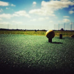Photo taken at Sydney Olympic Park Golf Centre by McKay on 4/4/2012