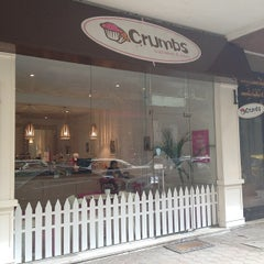 Photo taken at Crumbs by ChefThomas on 4/1/2012
