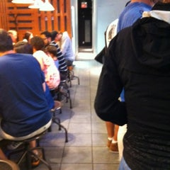 Photo taken at Sushi Itoga by Muerta R. on 8/8/2012