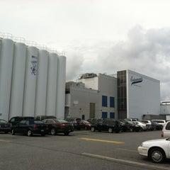 Photo taken at Entenmann's Factory by Edgar J. on 8/1/2012