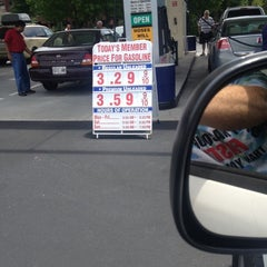 Photo taken at Costco Gasoline by Heyward W. on 6/9/2012