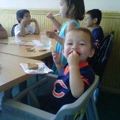 Photo taken at Mancino's Pizza And Grinders by Mileen Z. on 8/14/2012