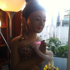 Photo taken at Lamai Thai Massage by Lisa B. on 5/17/2012