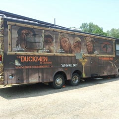 Photo taken at Duck Commander Headquarters by Jim I. on 7/4/2012