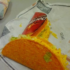 Photo taken at Taco Bell by Shaun W. on 3/8/2012