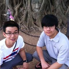 Photo taken at ตลาด 16 by Damrongsak T. on 2/27/2011