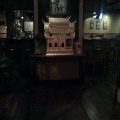 Photo taken at Sawasdee Thai Restaurant by Hello J. on 9/1/2012